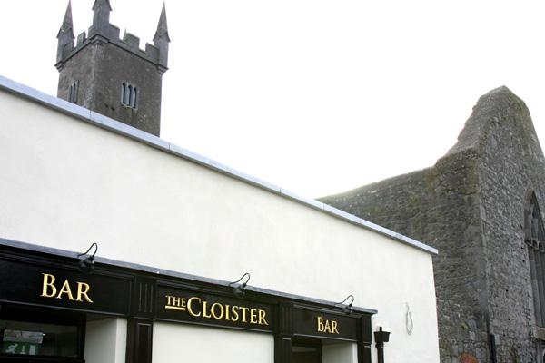 The Cloister Bar