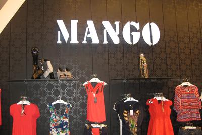 Mango at House of Fraser