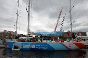 Click here to see what we did for the Clipper Round The World Yacht Race when they visited Northern Ireland
