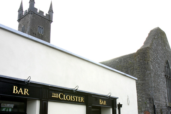 The Cloister Bar