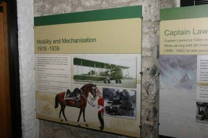 Museum Graphic Panels