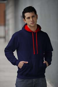 Varsity Hoodie - in 20 dfferent colour combinations
