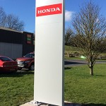 Totem Sign for Honda Power Equipment