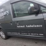 Animal Ambulance Graphics for Erne Veterinary 03