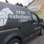 Animal Ambulance Graphics for Erne Veterinary 12