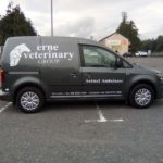 Animal Ambulance Graphics for Erne Veterinary 08