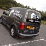 Animal Ambulance Graphics for Erne Veterinary 11