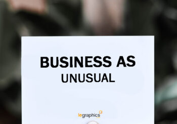 Business as Unusual!